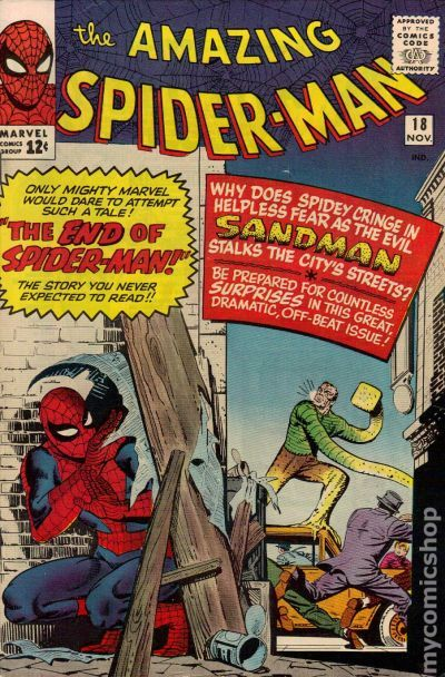 Amazing Spider Man 1963 1st Series Comic Books