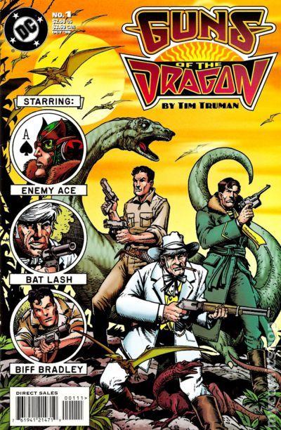 Guns Of The Dragon 1998 Comic Books