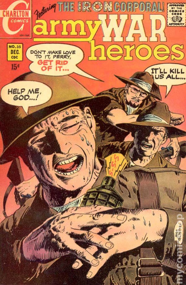 Classic Comic Covers - Page 3 607785