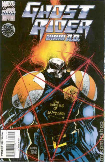 Ghost Rider 2099 1994 Comic Books
