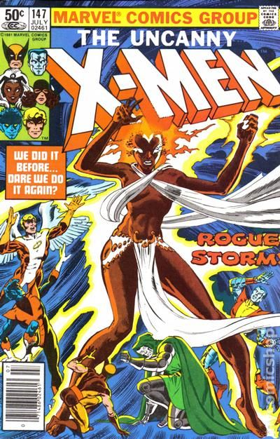 uncanny xmen 1963 1st series comic books