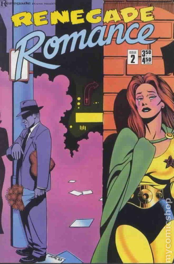Renegade Romance (1988) #2 VF