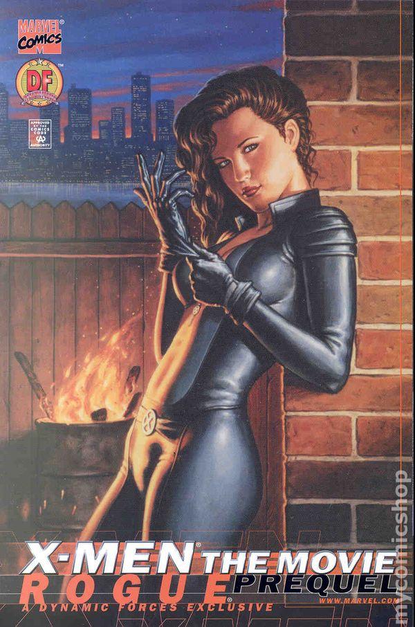 X Men 2000 Rogue X-Men The Movie...