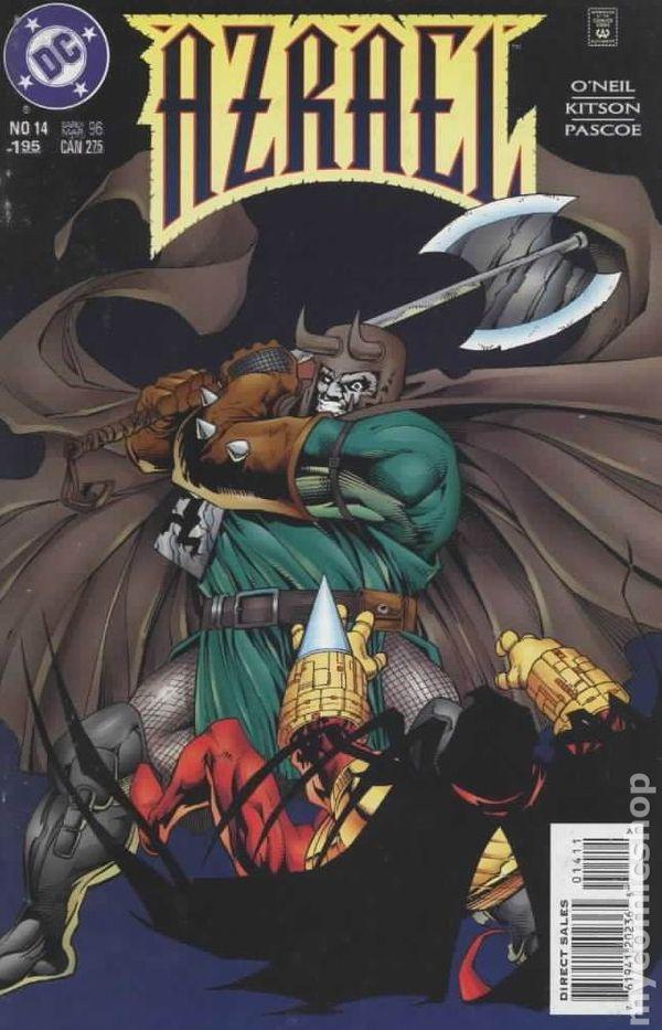 Azrael Agent of the Bat (Vol 1) #62 VF+ 1st Print DC Comics
