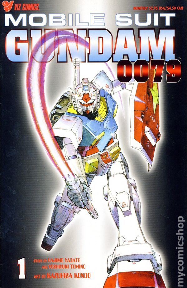 Mobile Suit Gundam 0079 Part 1  1999  comic booksGundam 0079