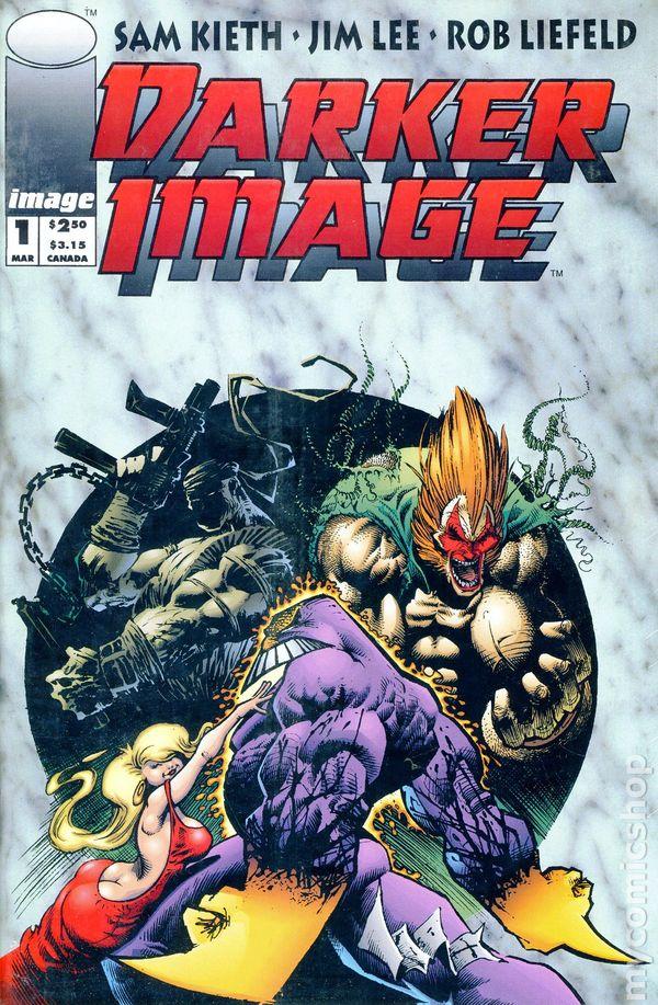 Darker image comic books issue 1: www.mycomicshop.com/search?q=darker image 1
