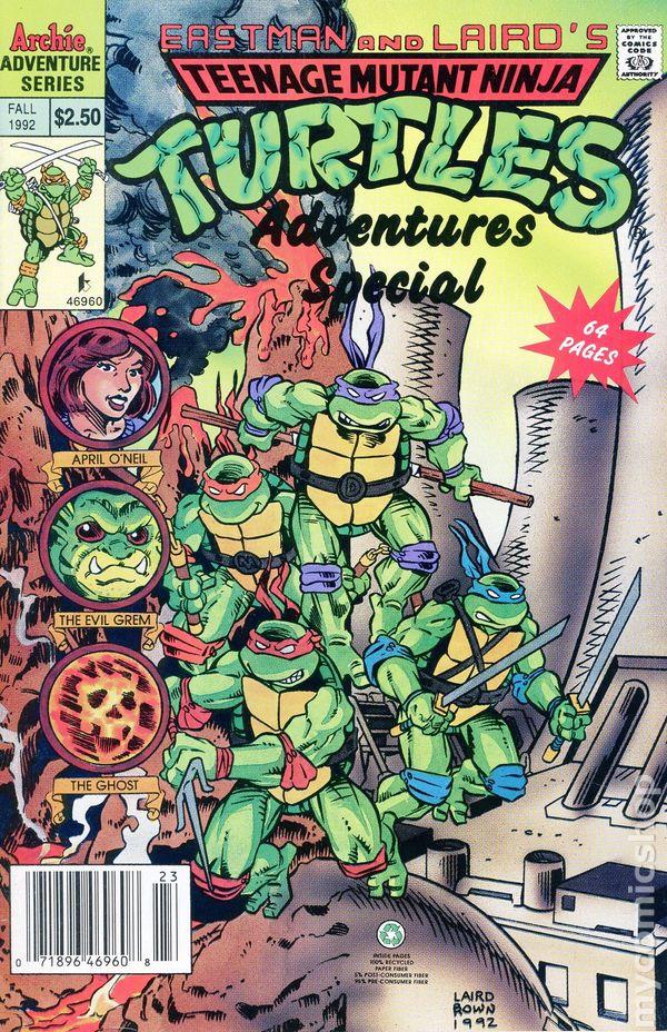 Teenage Mutant Ninja Turtles Adventures Archives - TMNT ...