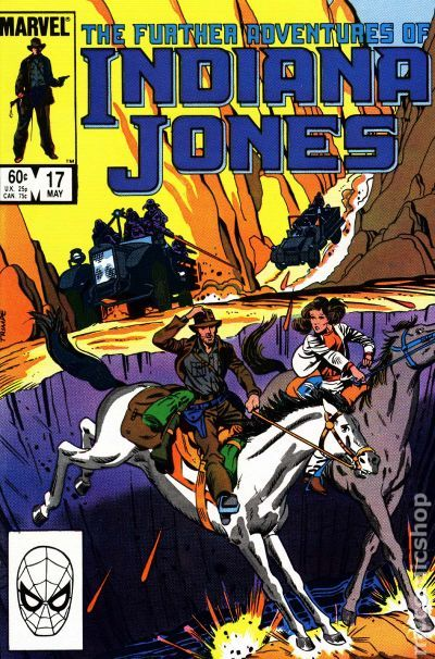 Adventures of Miss Jones http://www.mycomicshop.com/search?TID=176201