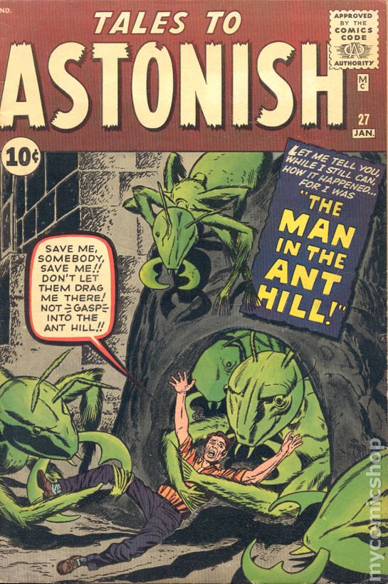 Tales To Astonish  1959