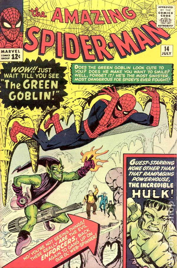 Amazing Spider-Man (1963 1st Series) comic books