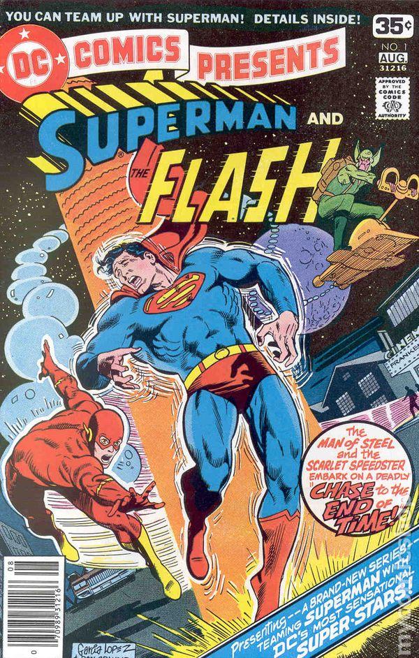 Superman 1950 Comic DC Comics Presents (19...