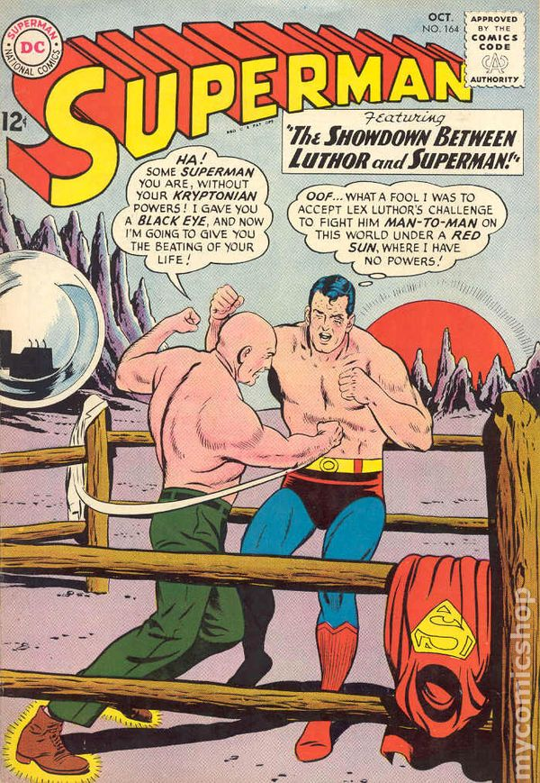 Best Superman Stories 21