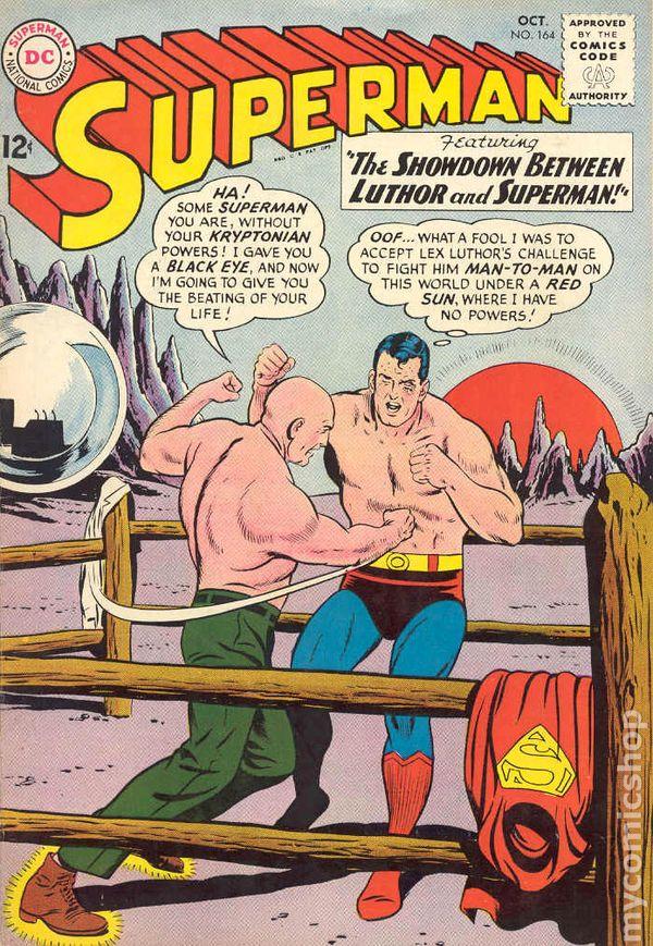 Best Superman Stories 21