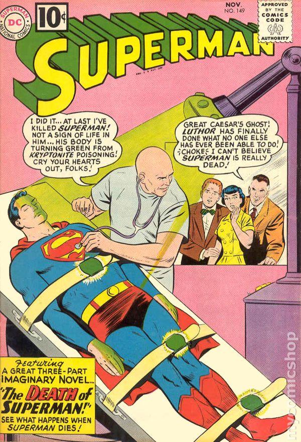 Best Superman Stories 15