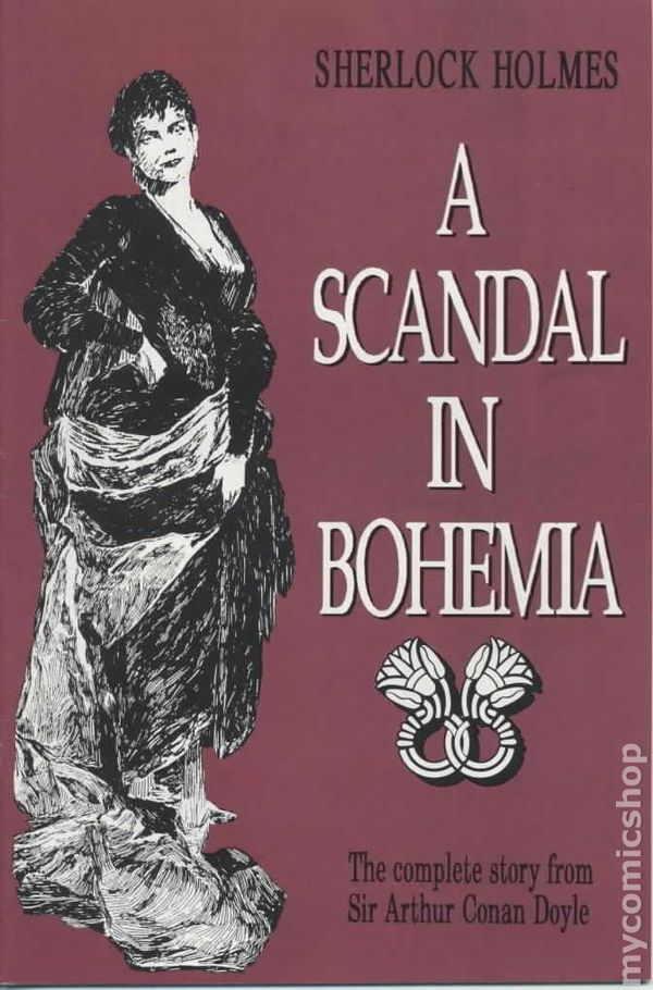 Exactly 30 years after a scandal in bohemia appeared in the strand magazine conan doyles famous detective took