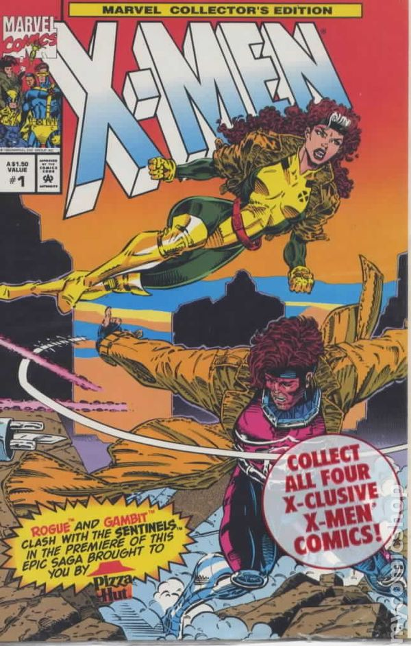 X Men Pizza 72