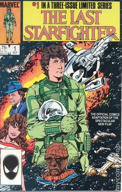 starfighter 1984