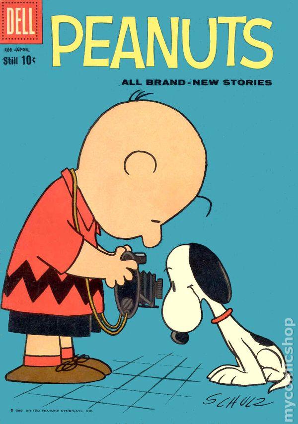 Peanuts (1953 King Fea...