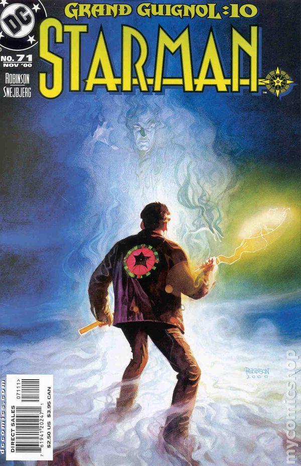 Starman 70 DC 2000