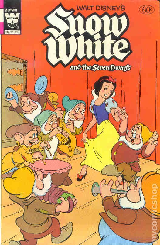 Walt disney snow white and the seven dwarfs vinyl lp album (lp record) us w-dlpsn284285