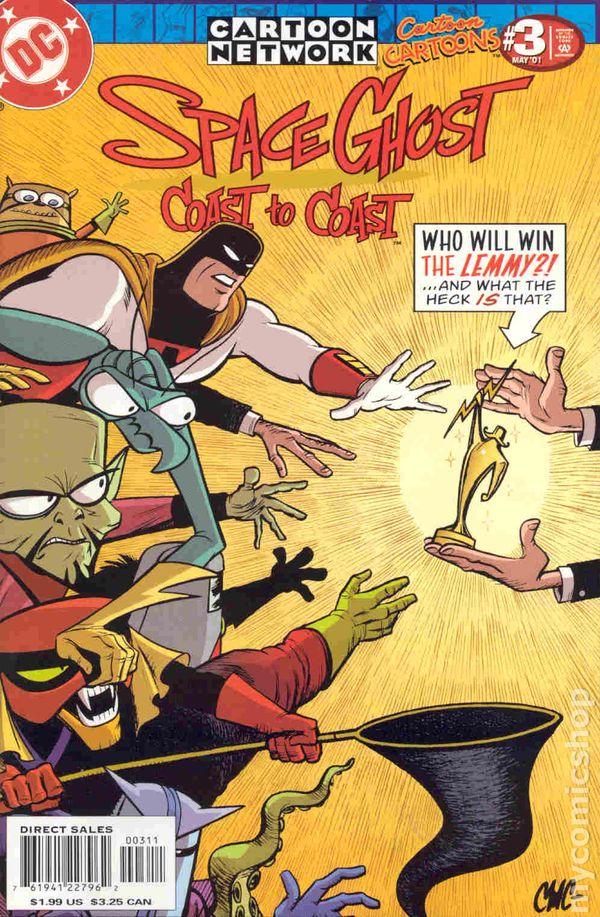 Cartoon Cartoons (2001) comic books Ed Edd N Eddy Big Picture Show