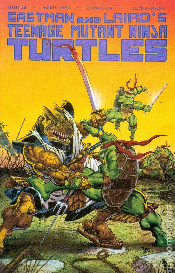 teenage mutant ninja turtles  1985  comic books