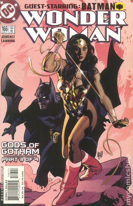 The Women Of Dc Comics Ink In Adam Withers S Dc Comics: Comic Books In 'Wonder Woman Gods Of Gotham