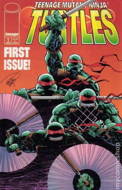 teenage mutant ninja turtles  1996 image  comic books