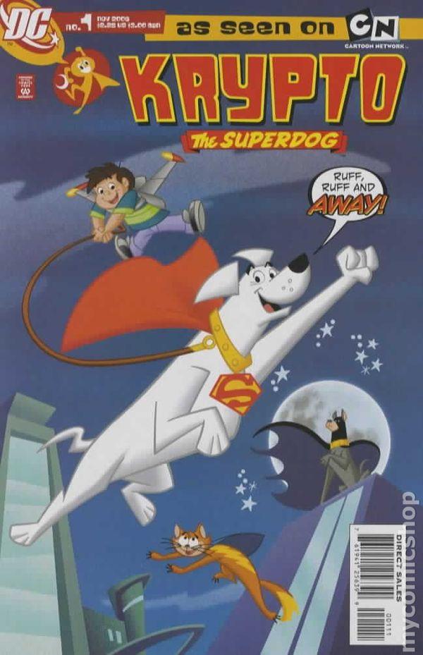 Krypto The Super Dog 2006 Comic Books