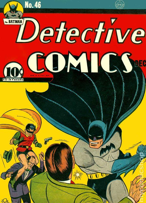 Detective Comics (1937 1st Series) comic books