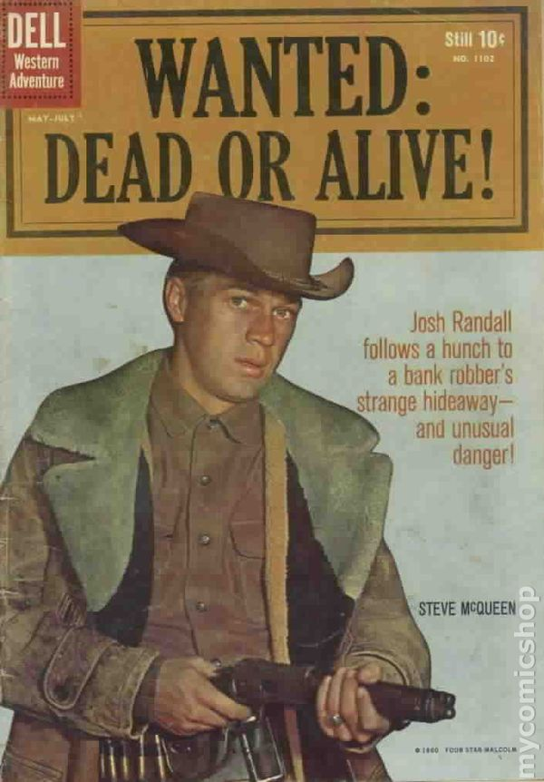Wanted: Dead or Alive (TV Series 1958-1961) — The Movie