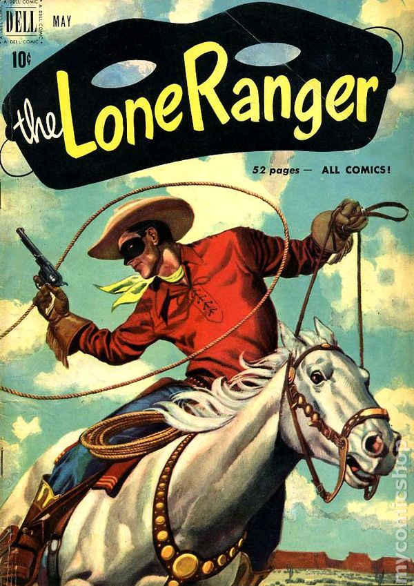 Lone ranger and tonto - 3 2