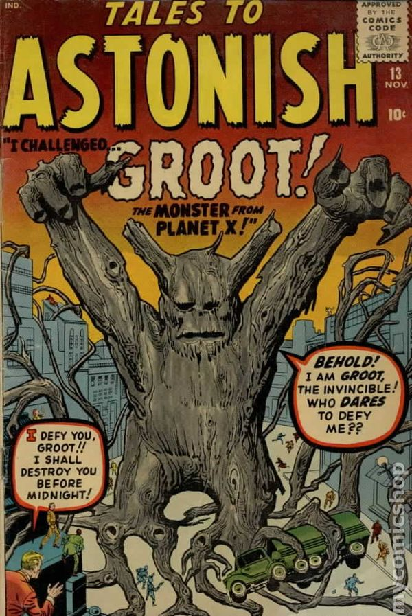 Marvel Tales to Astonish #62  Good Silver Age Comic 1960's Hulk