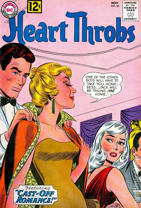 The Heart Throbs - She's In A Trance EP