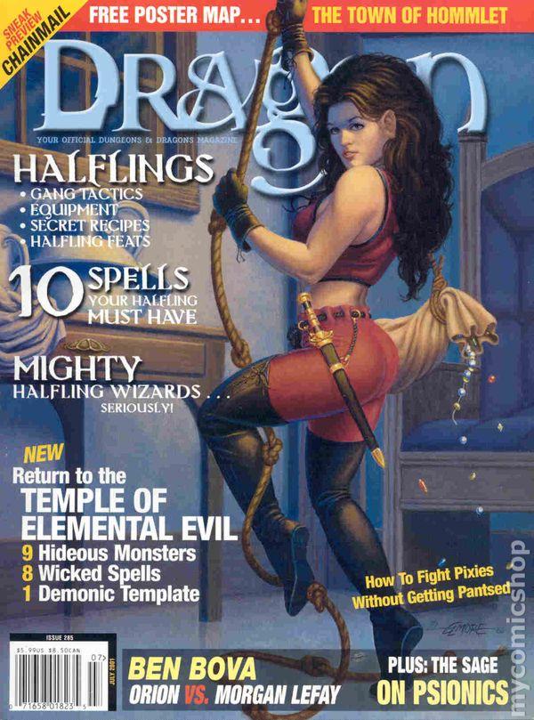 dragon magazine monsters