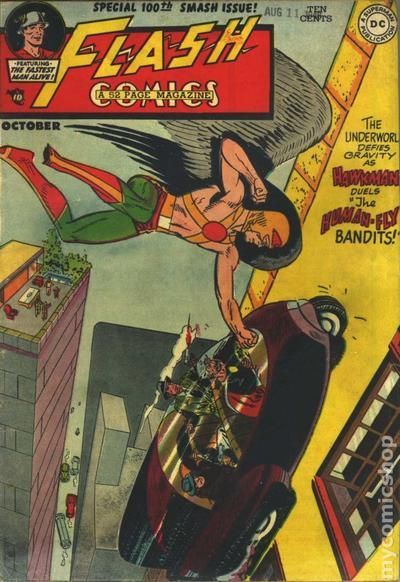 flash comics  1940 dc  comic books