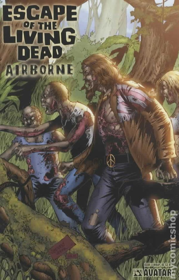 Escape Of The Living Dead Airborne (2006) Comic Books. Living Room Curtains Pinterest. Affordable Living Room Designs. Living Room Curtains Images. Red Leather Couch Living Room. The Living Room Kuching. Costco Living Room Sets. Living Dining Rooms. Modern Leather Living Room Furniture Sets