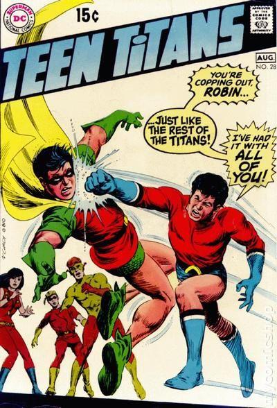 The original teen titans cartoons on dvd