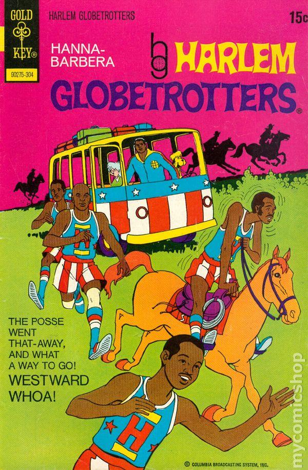 Harlem Globetrotters (1972 Gold Key) comic books