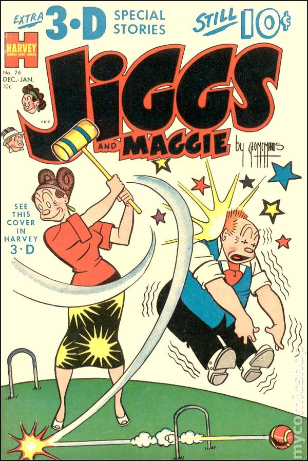 Jiggs and maggie comic strip idea useful