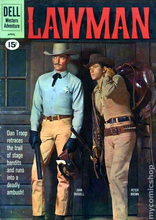 Lawman  Comic Books