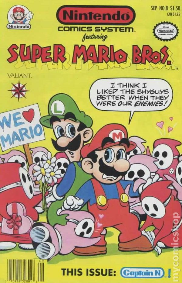Super mario king bill
