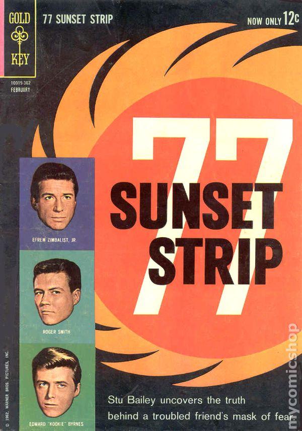 Interesting. Cookie burns 77 sunset strip