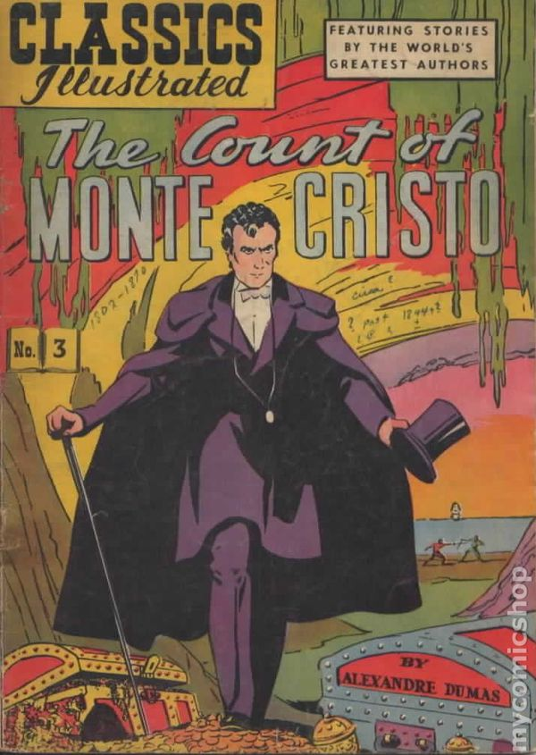 the count of monte cristo book report The count of monte cristo book review- spoiler free sign in to report inappropriate content the count of monte cristo book review.