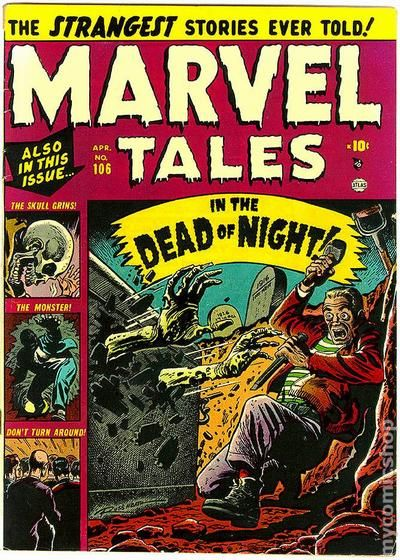 Marvel Tales Vol 2 106 | Marvel Database | Fandom powered by Wikia