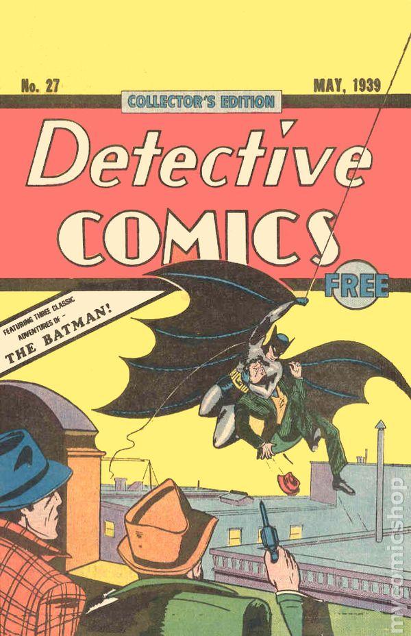 Batman Detective Comics n°27 855001