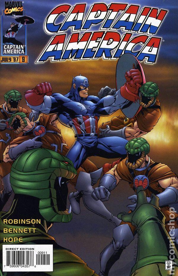 Quicksilver 1 Marvel 1997
