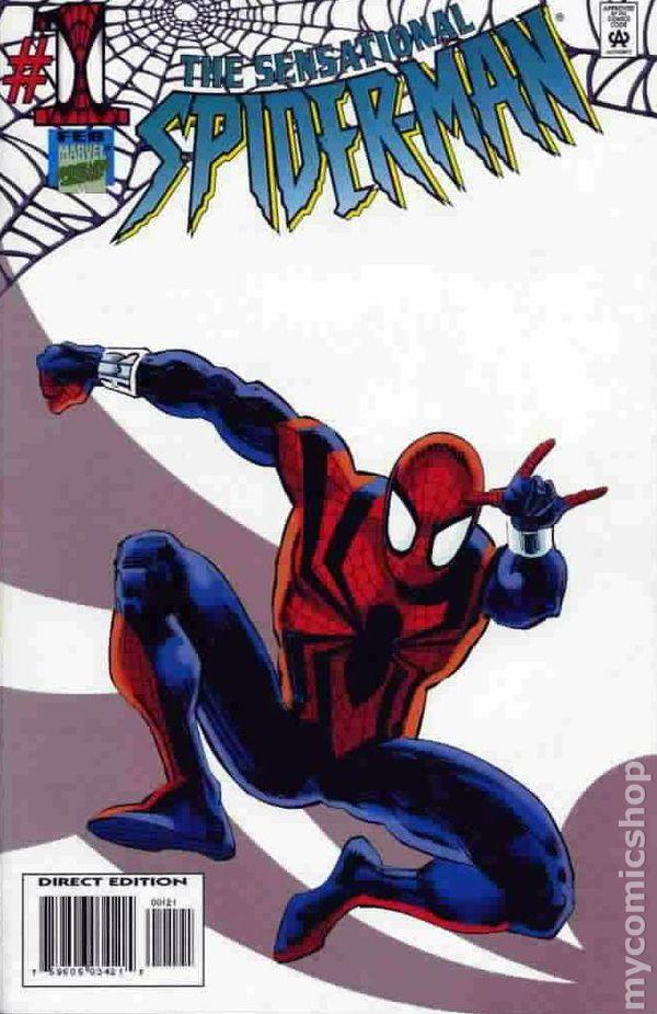 sensational spider