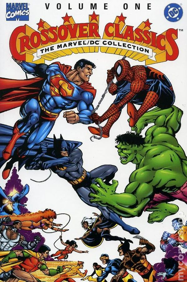 Crossover Classics The Marvel/DC Collection TPB (1991-2003