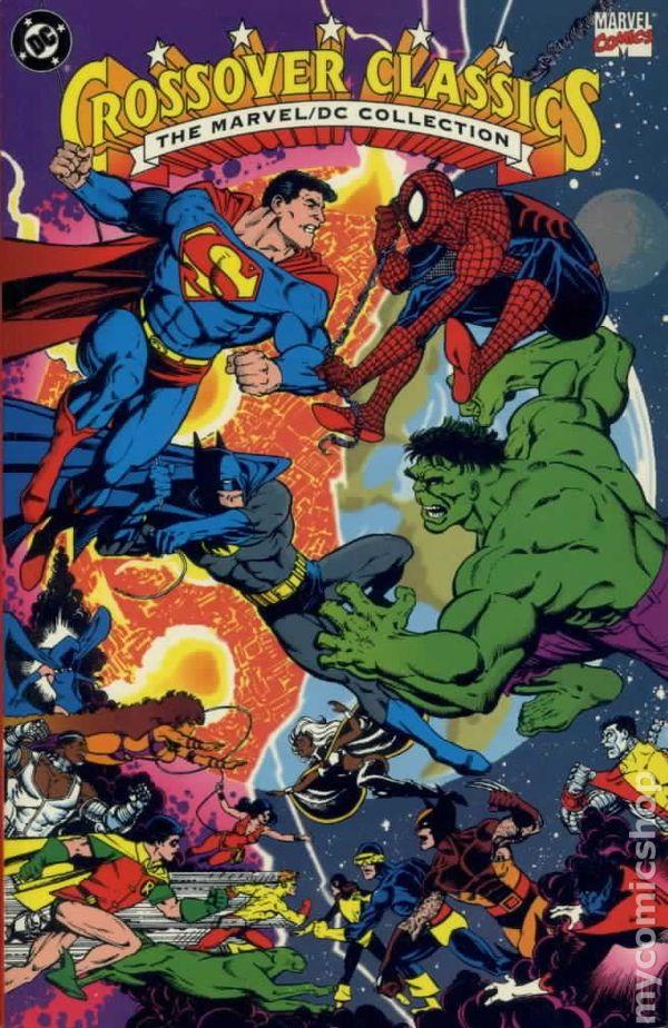 Superman 1950 Comic Crossover Classics The...